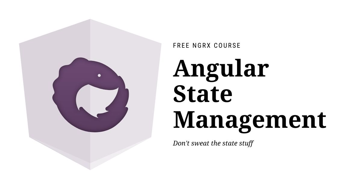 Free NgRx Course